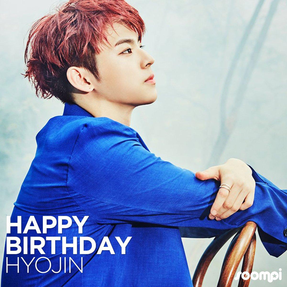 Happy Birthday to #ONF's Hyojin! #HappyH...