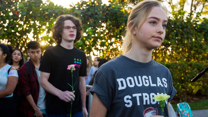 Why the response to the Parkland school shooting was different https://t.co/wjxImhM3AD https://t.co/udYZh53nfl