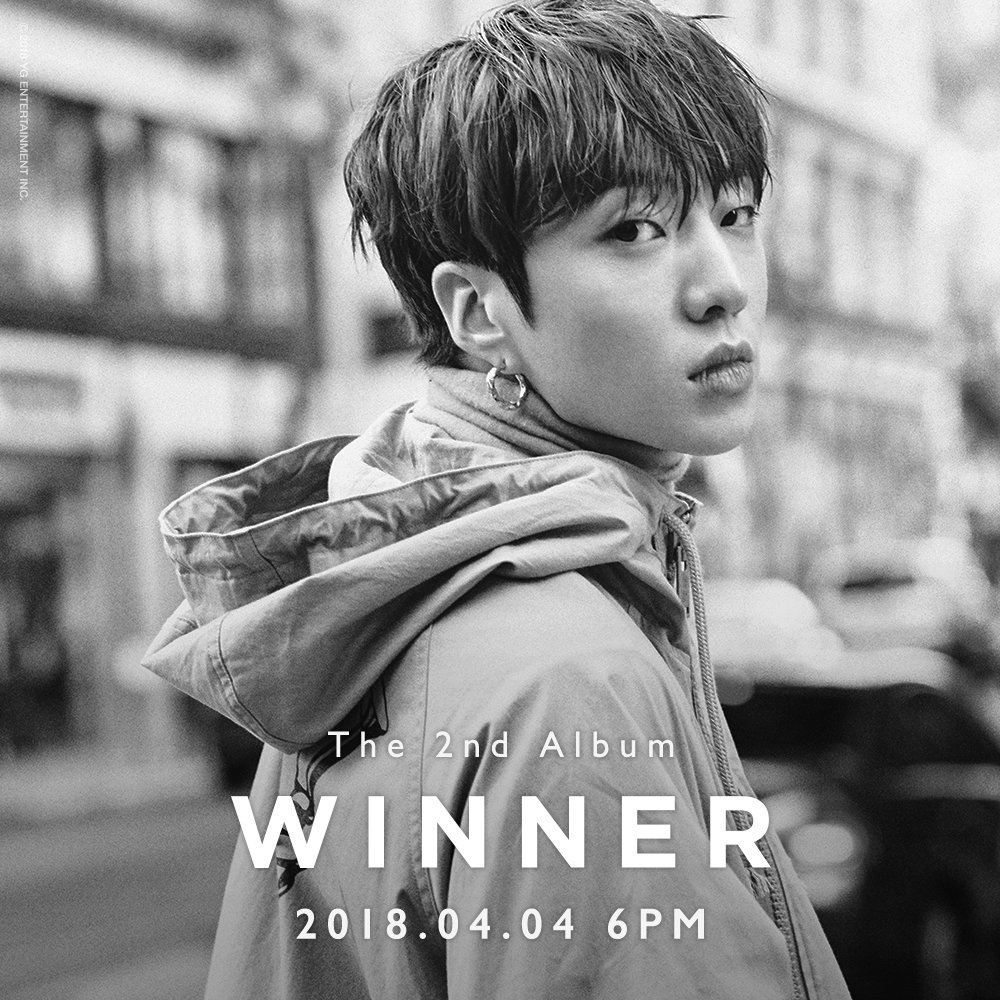 #WINNER - CONCEPT TEASER IMAGE #1  The 2nd Album Release ➡️ 2018. 04. 04 6PM(KST)  #위너 #COMINGSOON