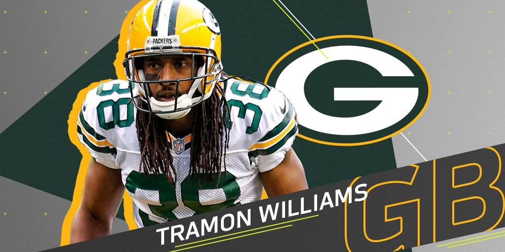 CB Tramon Williams (@HighRizer22) returning to @packers on 2-year, $10M deal: https://t.co/hKA8frDGsn https://t.co/CCUSrGDAJm