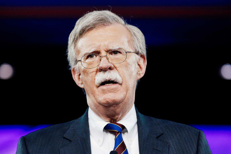 John Bolton has a super PAC with deep ties to Cambridge Analytica: https://t.co/2MNzTTBv7N