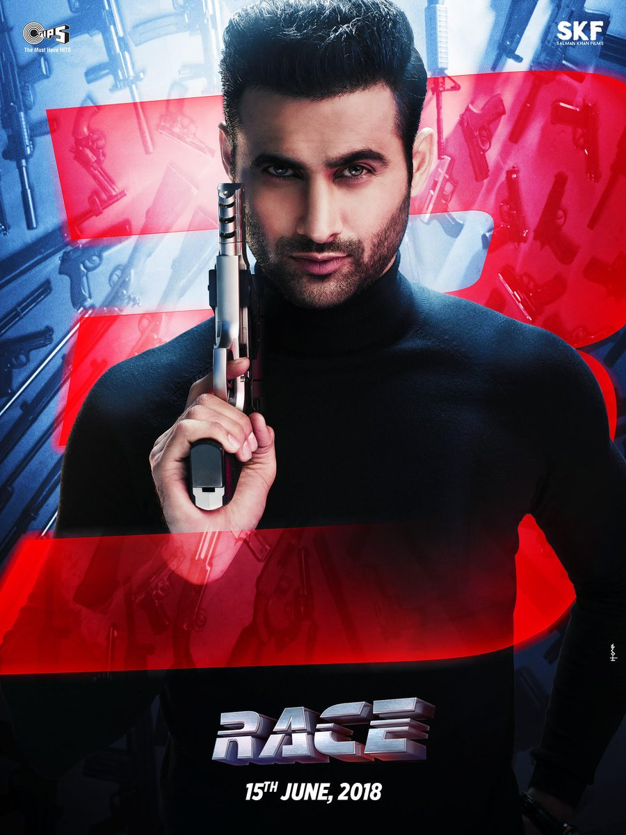 Rana: Bad is an understatement . #Race3 #Race3ThisEid @Freddydaruwala @SKFilmsOfficial @TipsOfficial