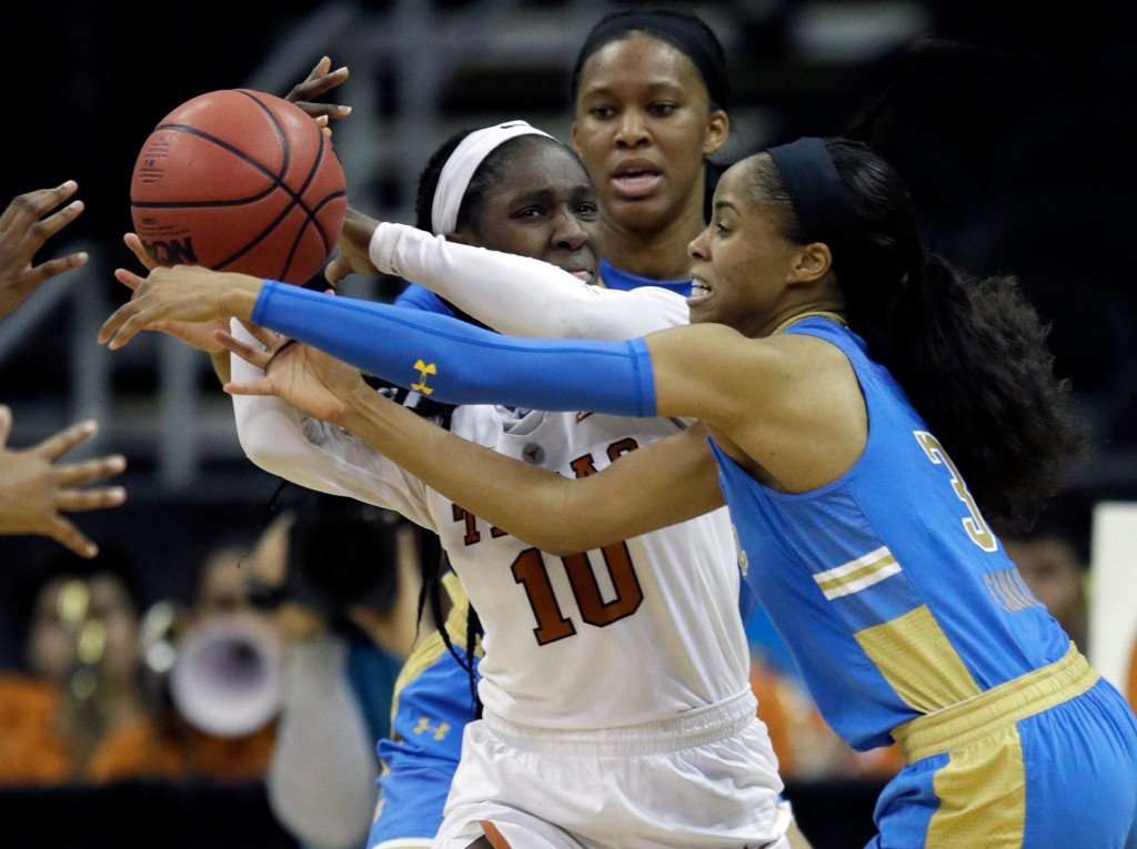 Jordin Canada leads UCLA women to Elite Eight with win over Texas https://t.co/PPp8o3xU0i