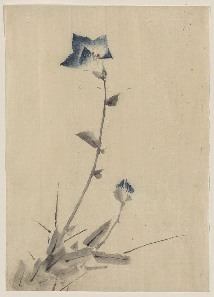 葛飾 北斎 Katsushika Hokusai (1760 - 1849)....