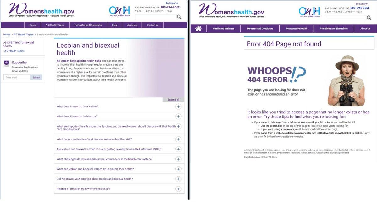 Bisexual women information