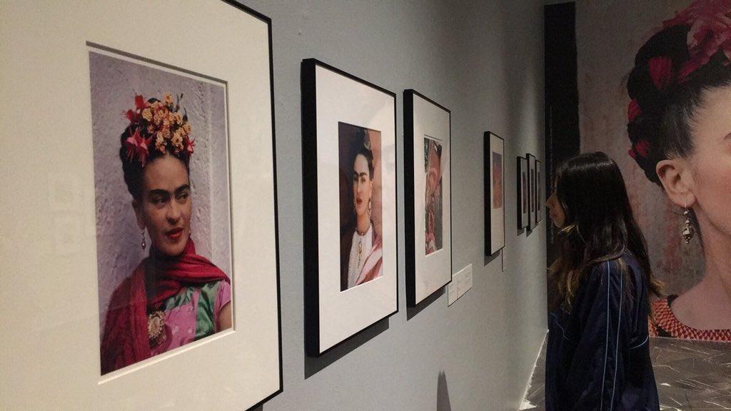 Exposición de Frida Kahlo en Puebla