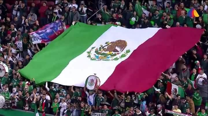 México gana 3-0 ante Islandia Amistoso