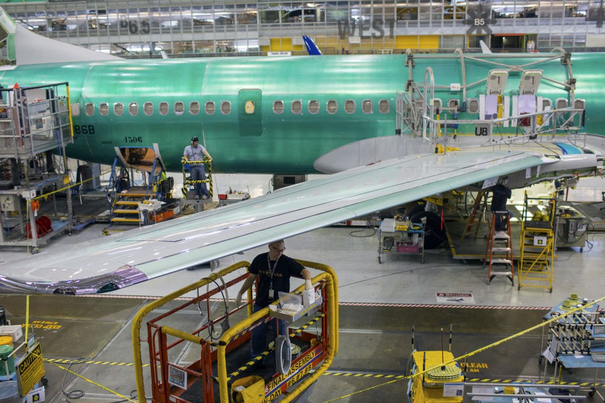 From Boeing to soybeans, China has a long retaliation list against Trump's tariffs https://t.co/OxurTaVbVe