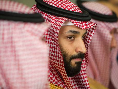 Mohammad Bin Salman: Mideast could be 't...