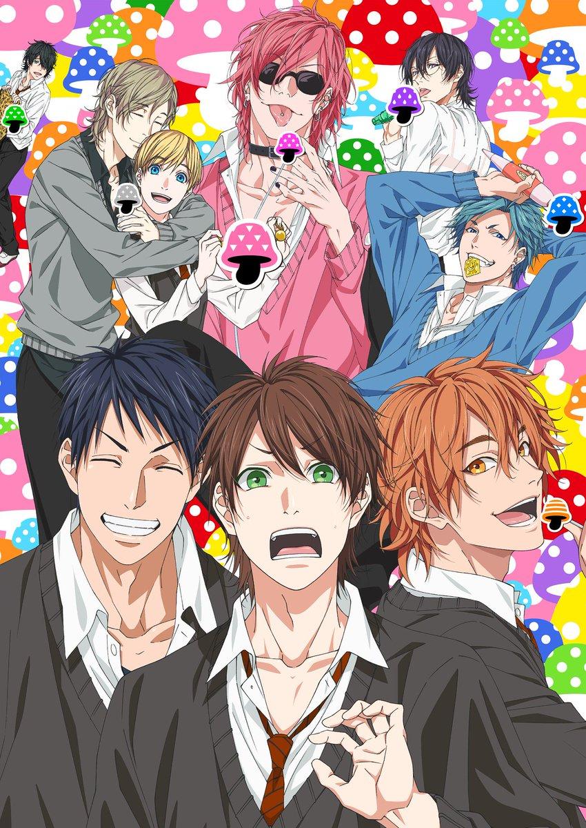 anime club of dates