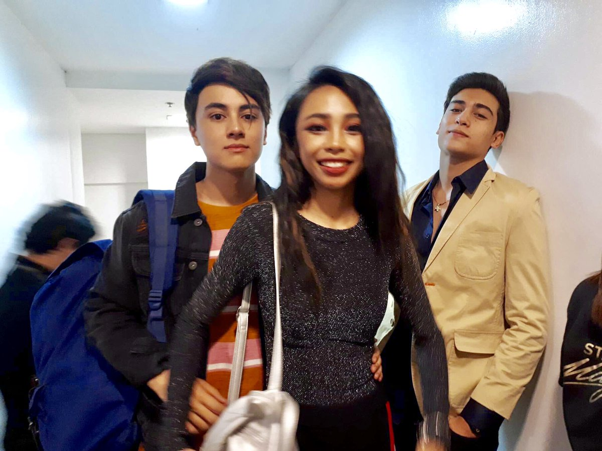@itsmeMarcoG @maymayentrata07 and @Barbe...