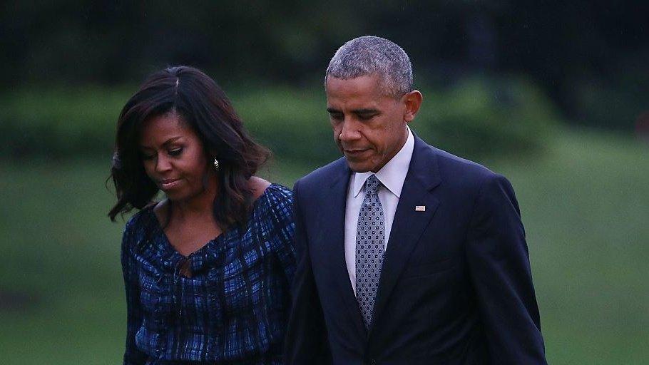 Barack and Michelle Obama sent a heartwarming handwritten letter to Parkland students https://t.co/0GUCxjsWcX