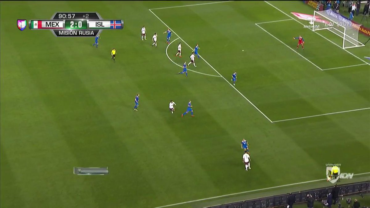 Miguel Layun's spectacular goal, what a...