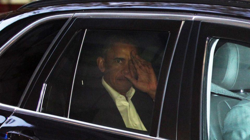 Inside former US President Barack Obama's exclusive Sydney dinner: https://t.co/dbqK2s3PrI