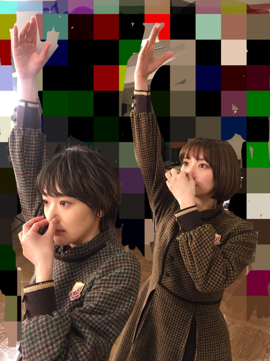 乃木坂46's photo on ラフレクラン