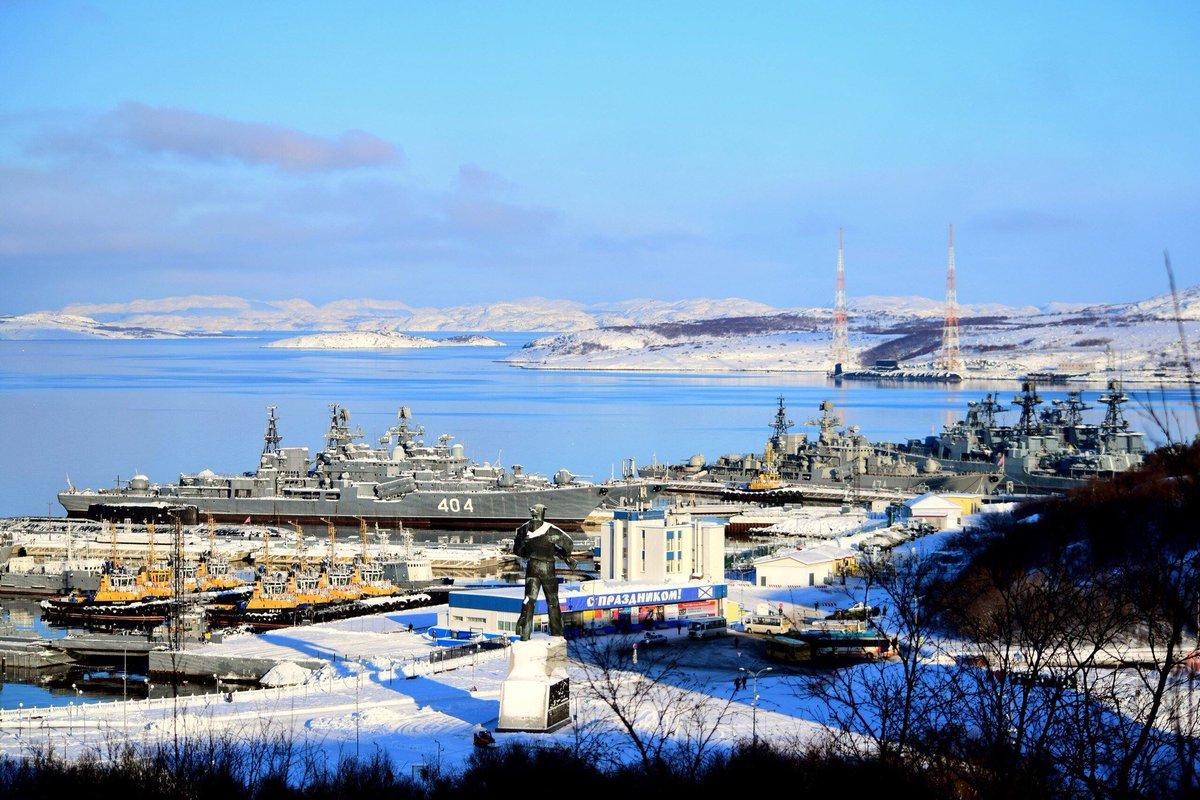 Североморск картинки самого города смартфонах данный