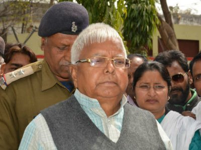 #BREAKING 4th Fodder Scam: RJD Chief Lalu gets 7 years in Jail