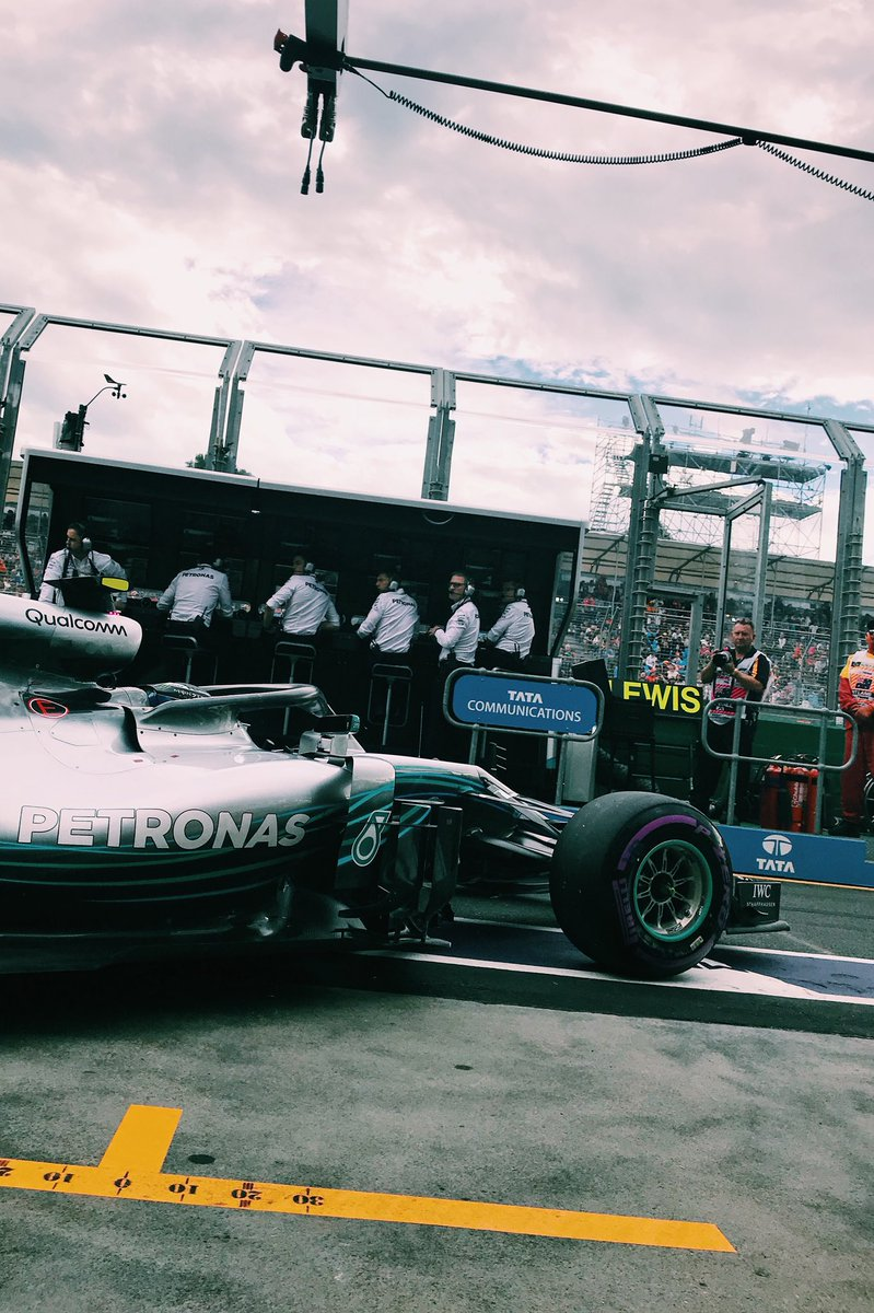 Mercedes-AMG F1 on Twitter