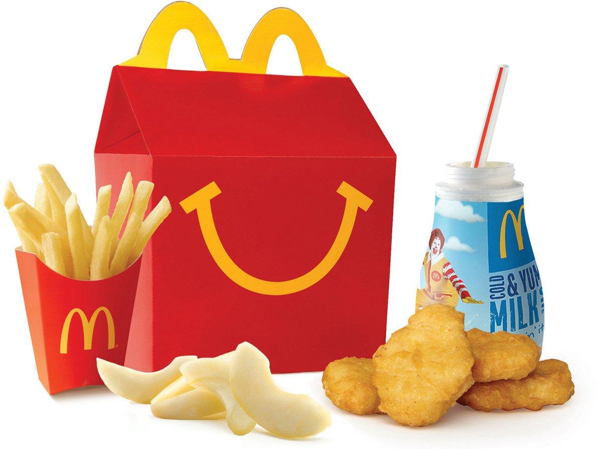 The healthiest kid's meals at fast food chains: https://t.co/qYb9xBms5N