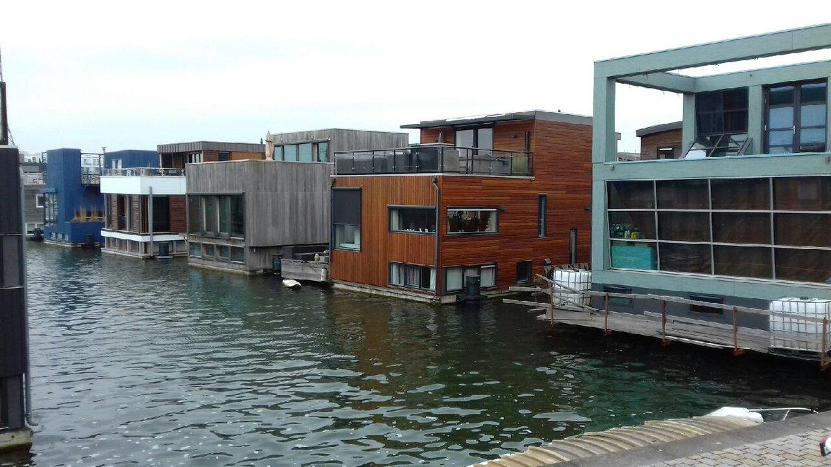Maison flottante pays bas ventana blog - Maison flottante ...