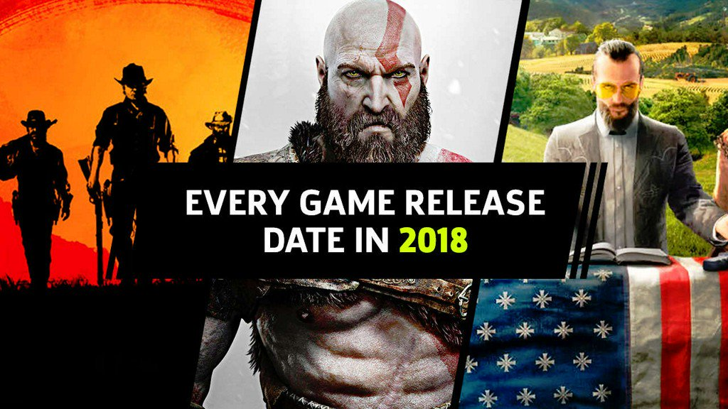 Every game release date in 2018 (updated) https://t.co/2r13qt3CIU