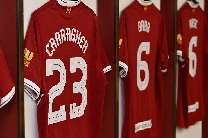 Liverpool legends vs Bayern LIVE score and goal updates as Jamie Carragher joins Steven Gerrard for Anfield special https://t.co/kEyt3lNbKj