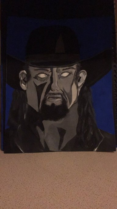 Happy birthday to the one and only undertaker