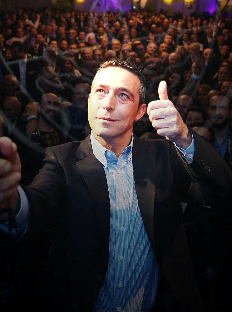 Büyük Fenerbahçenin Büyük Taraftarı Başk...