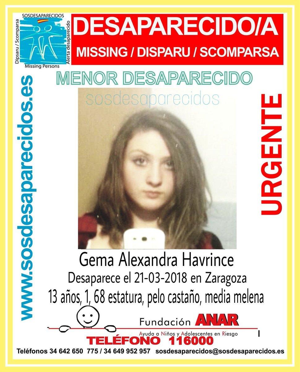 🆘 DESAPARECIDA #Desaparecidos #sosdesapa...