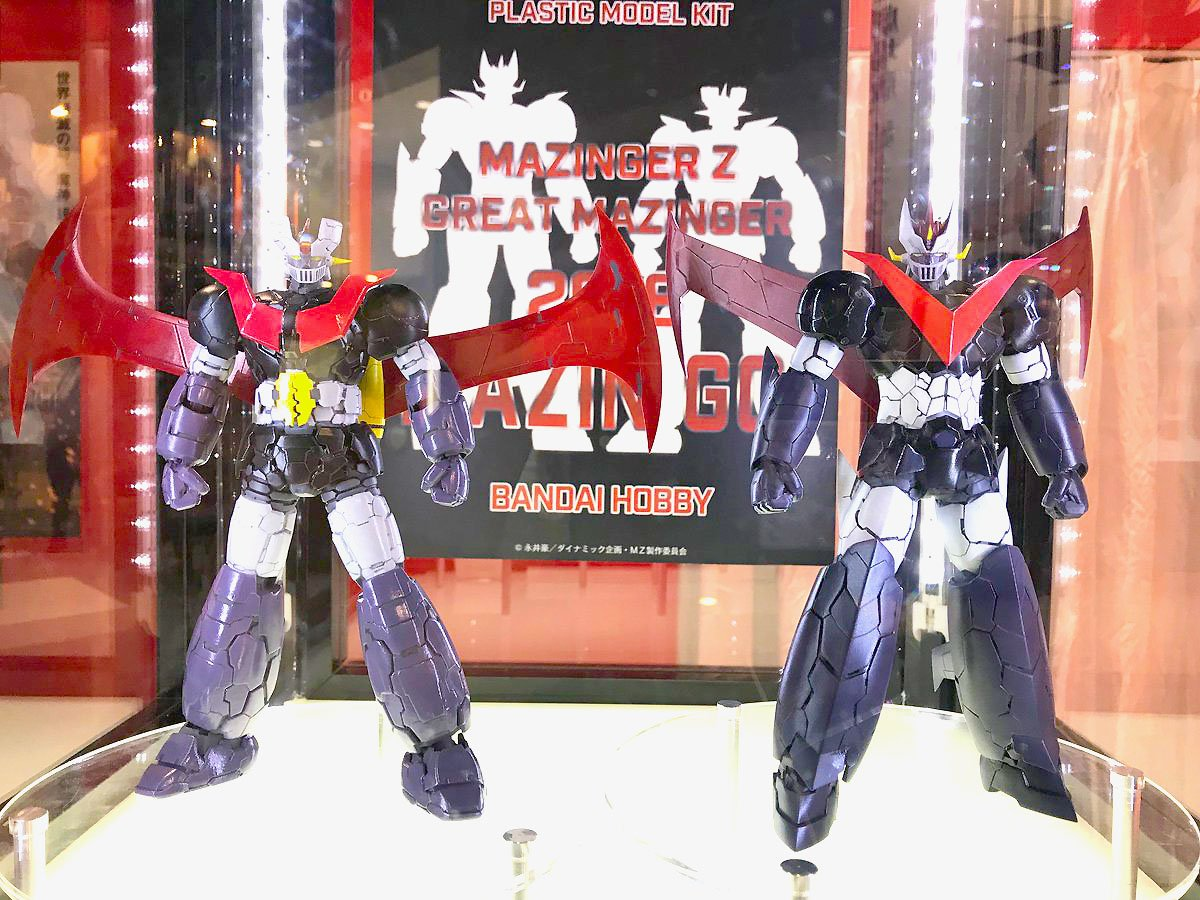 mazinger z great mazinger transformers t super robot