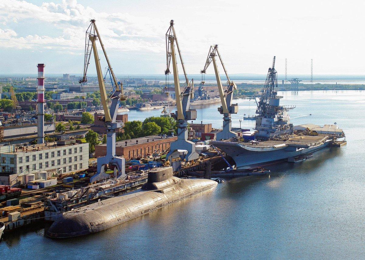 Aircraft Carrier Admiral Kuznetsov: News #2 DZDJDQpX4AE038O