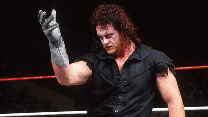 Happy Birthday to the greatest of all time. The one and only Deadman