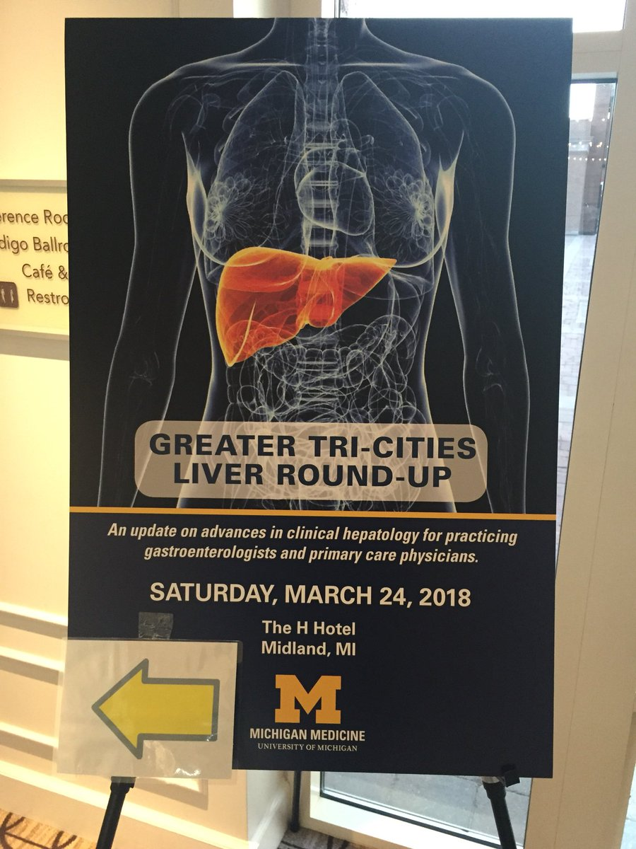 Michigan Hepatology On Twitter Getting Ready To Kickoff The Great