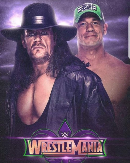Happy Birthday. The Undertaker