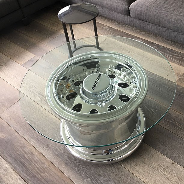 Remarkable Plane Industries On Twitter Boeing 747 Wheel Coffee Table Gamerscity Chair Design For Home Gamerscityorg