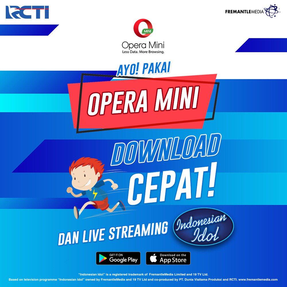 download opera mini lama