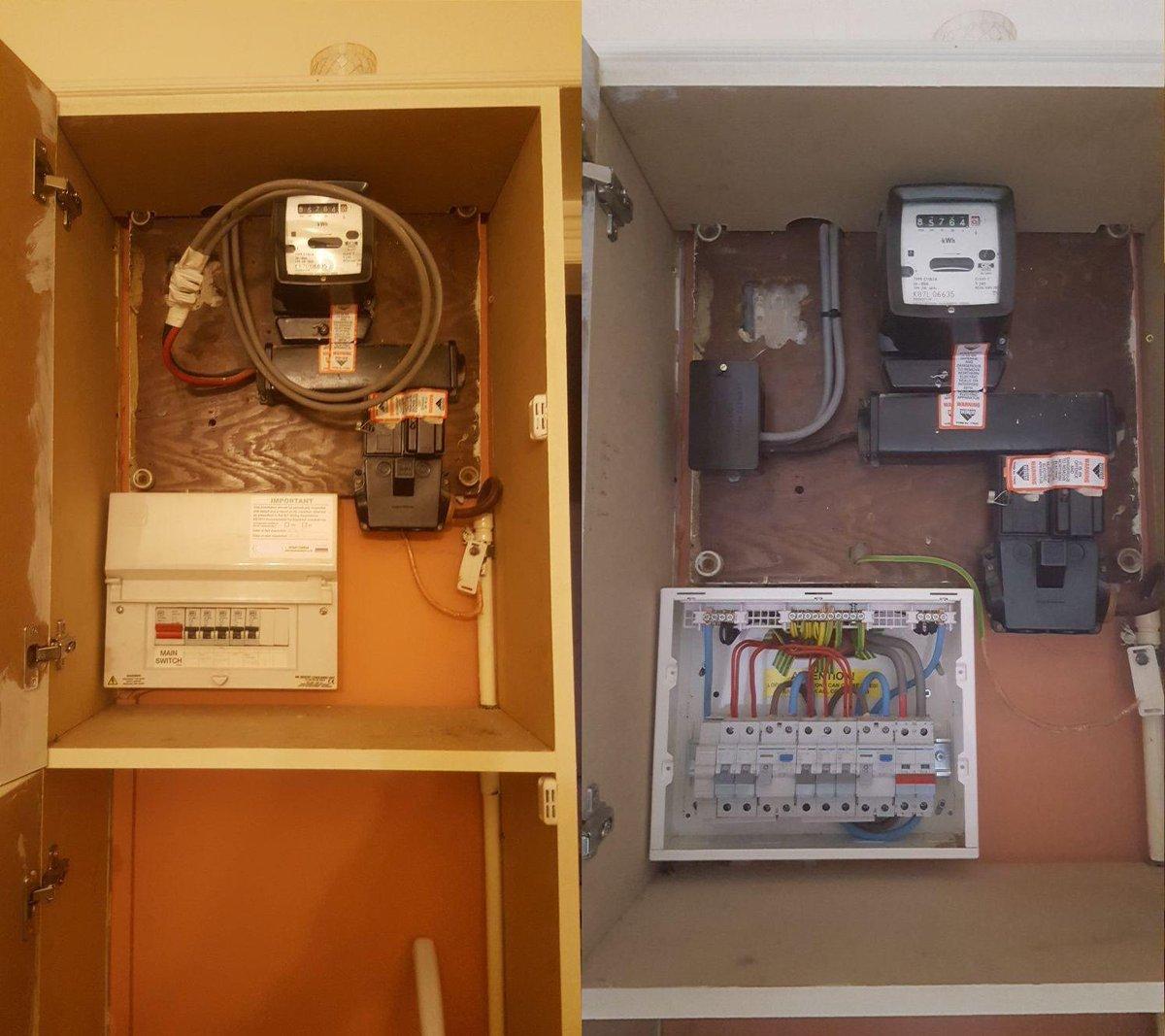 Tower Electrics Ltd Twitter Wiring Dual Rcd Consumer Unit 0 Replies Retweets Likes