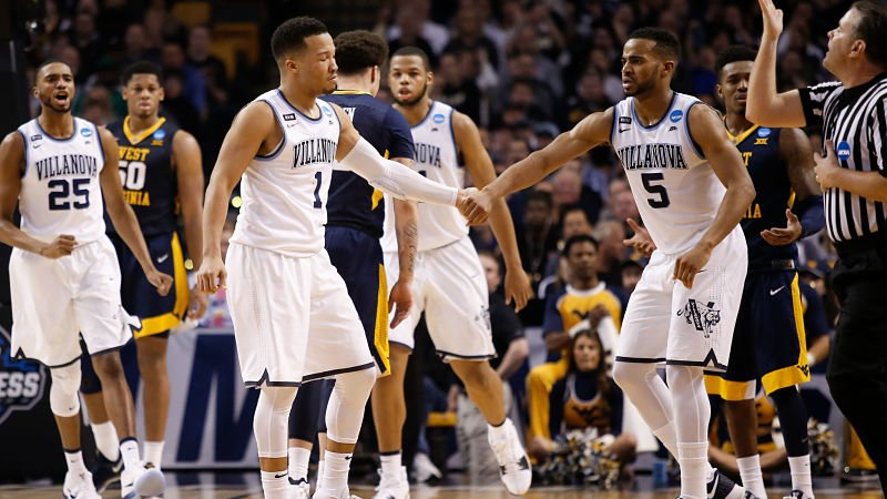 Battle tested: Villanova was pushed by West Virginia, but the Wildcats pulled away to set up an Elite Eight matchup with Texas Tech. https://t.co/7EL7X2VMKX
