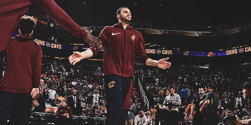 Last night, @Larrydn22 notched his fifth double-double as a Cavalier with 15 points and a game-high tying 10 rebounds.   #CavsSuns RECAP: https://t.co/0HVRqq1i2M   #AllForOne