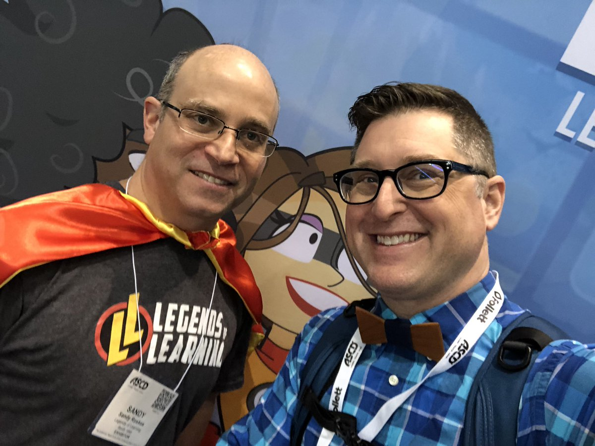 At @legendlearning at #Empower18 love th...