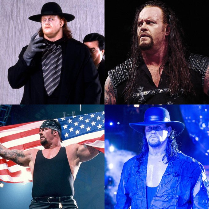 Happy birthday to the true goat and legend of wwe,The Undertaker!