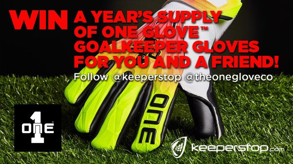 36c88f59d0b HOW TO ENTER 1) Follow both @TheOneGloveCo & @Keeperstop 2) Retweet & tag a  friend/coach/fellow player in the replies T&Cs our reply below.pic.twitter.com/  ...