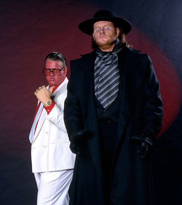 Happy Birthday Undertaker!  Here s to many, many more years.