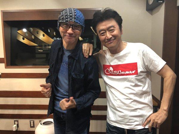 桑田佳祐と斎藤誠