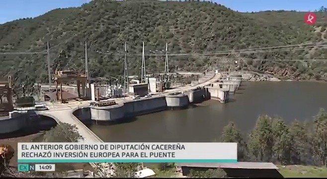 Cedillo y Montalvâo están separados por apenas 13 kilómetros, pero el puente que los separa sólo es transitable los fines de semana. ¿Quieres saber por qué? Te lo contamos aquí 👇 #EXN https://t.co/g9rsNJpeuQ