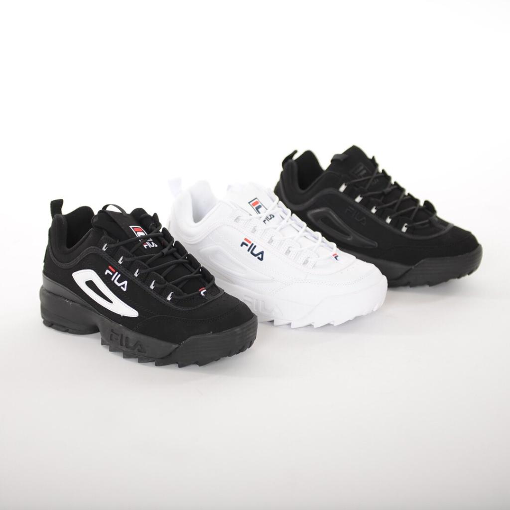 d14c9e52e6f5 Disrupt it all.  FILA Disruptor Available now online and in select  stores!pic.twitter.com r2UIDPkxhH