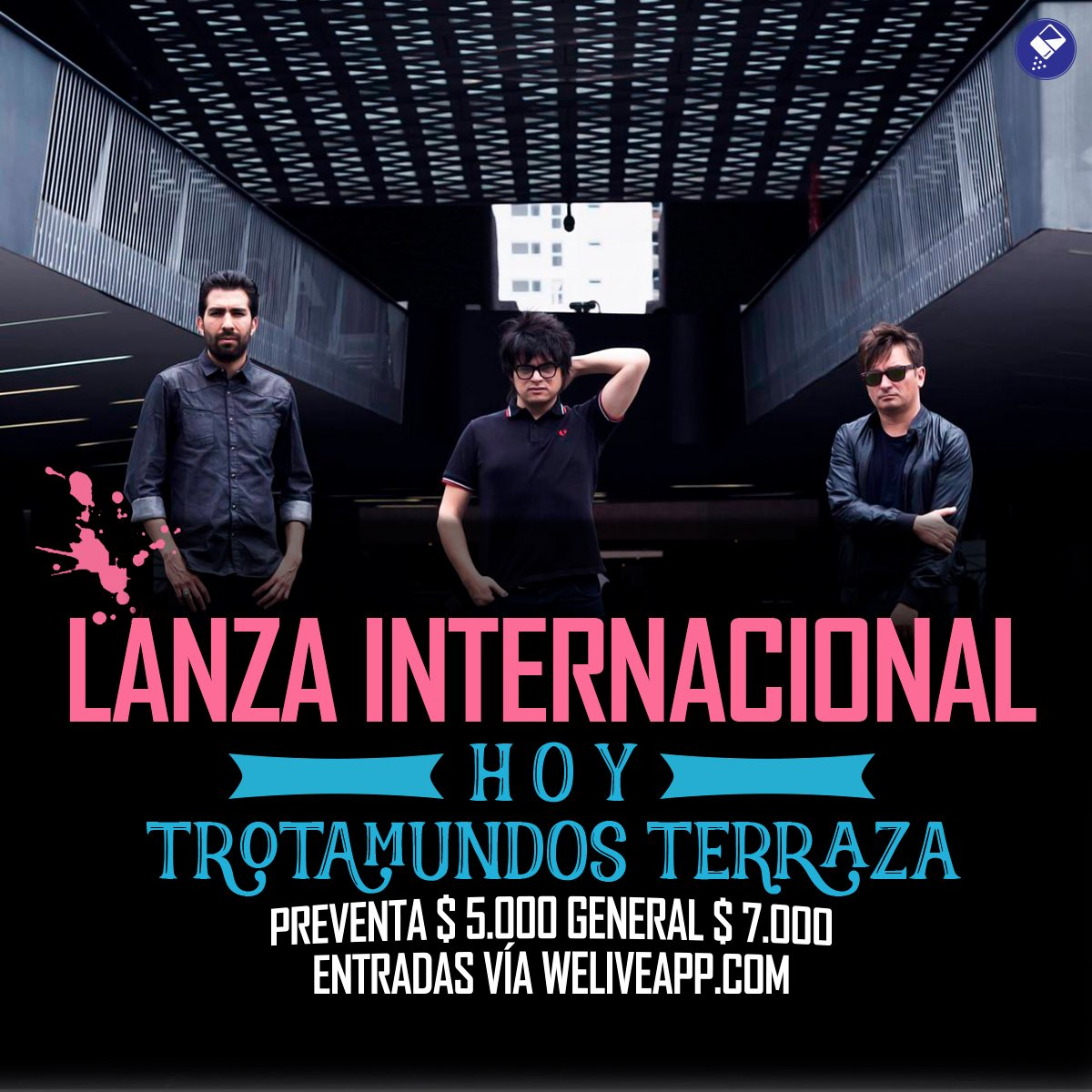 Trotamundos Terraza On Twitter Hoy Lanzainternacional