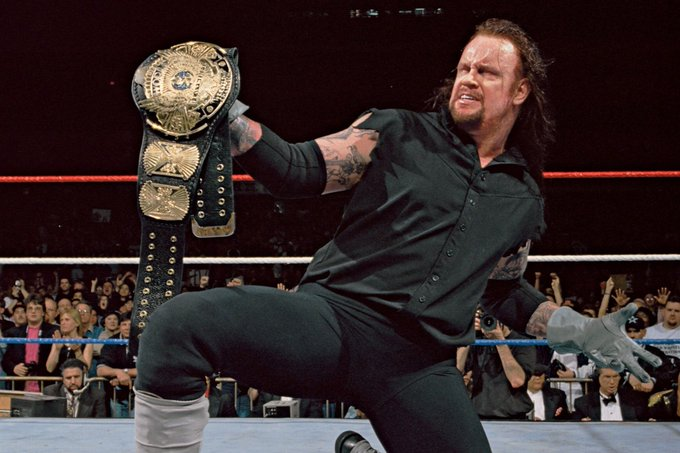 Happy 53rd Birthday to the most iconic professional wrestler in history, The Undertaker!