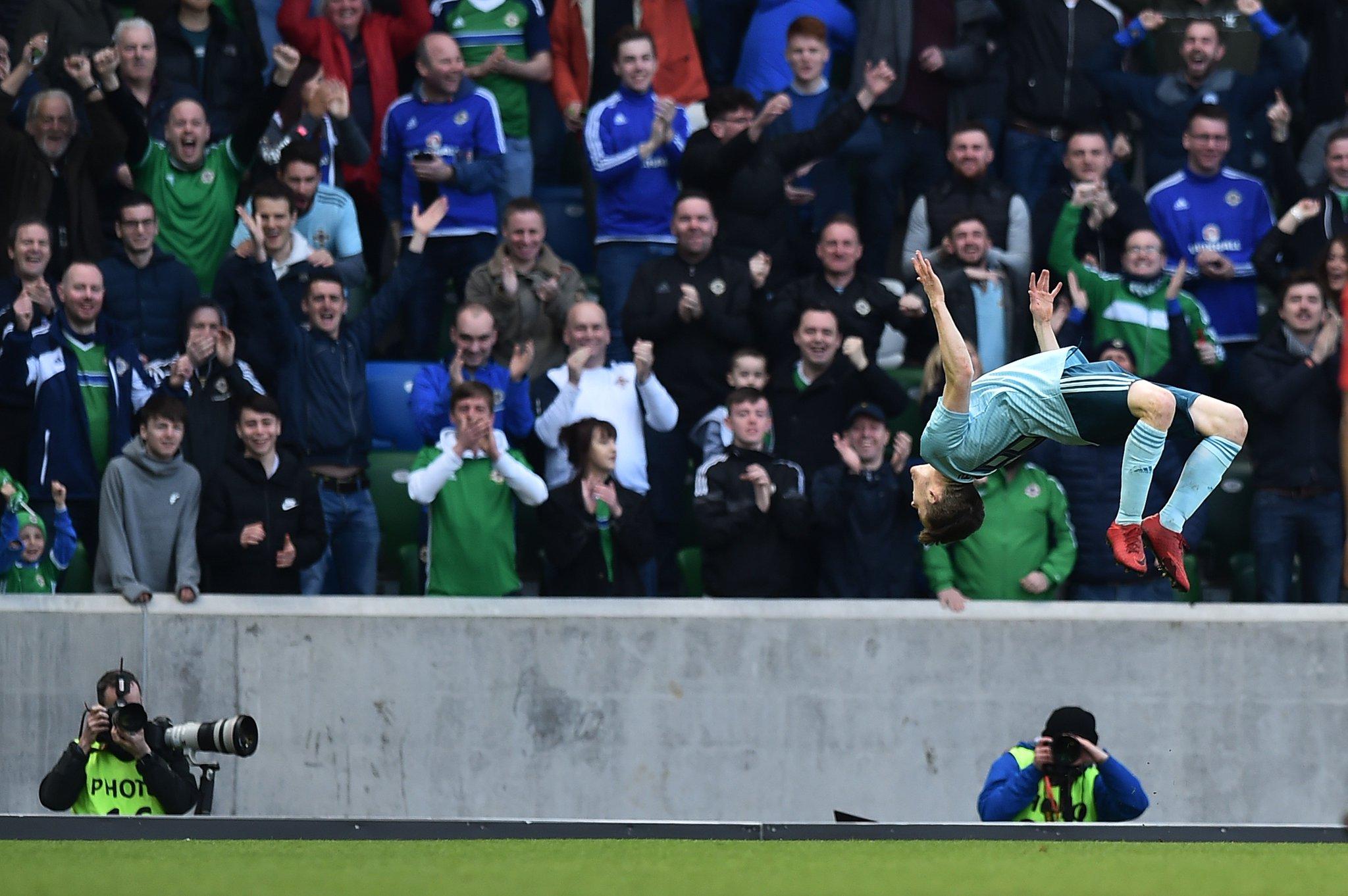 เด็ก 20 ยิงชัย! ไอร์แลนด์เหนือ พลิกดับ เกาหลีใต้ 2-1