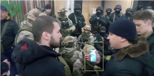 За рік СБУ затримала 591 особу, підозрювану в тероризмі, - Порошенко - Цензор.НЕТ 1262